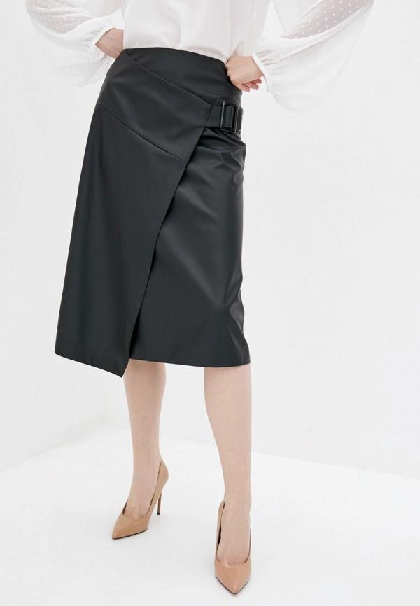 женская юбка sfn, черная