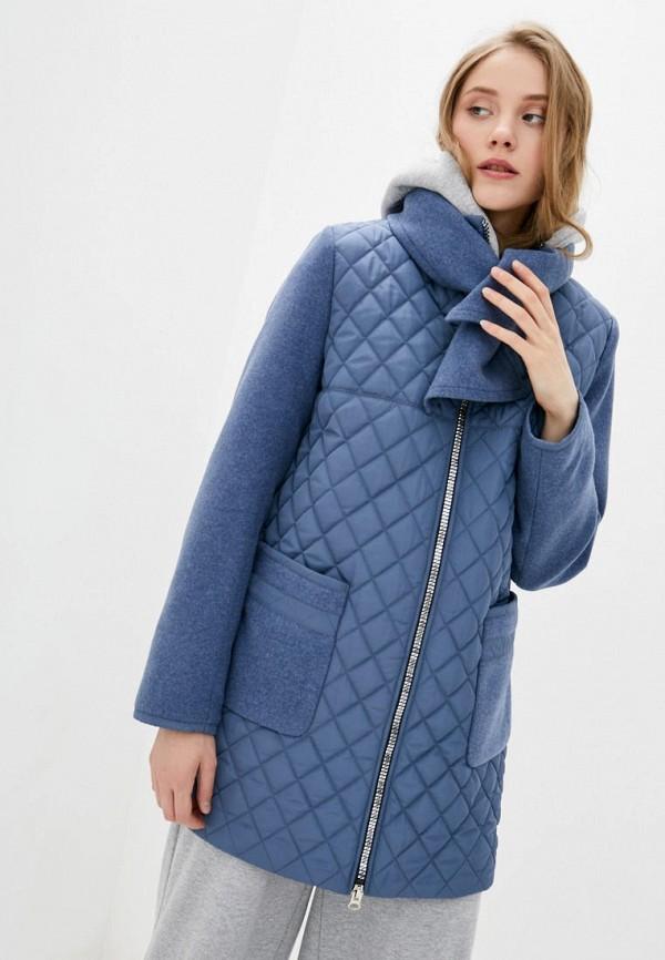 женская куртка sfn, синяя