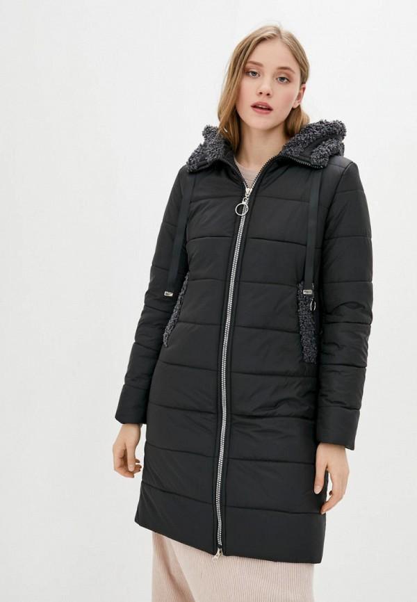 женская куртка sfn, черная