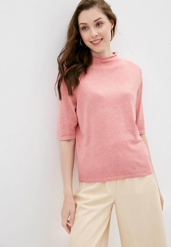 женский джемпер baon, розовый