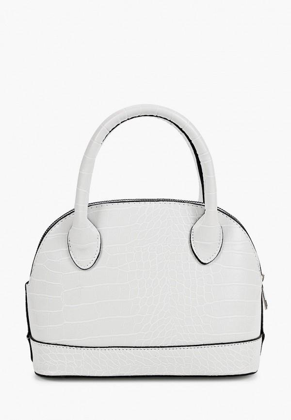 женская сумка с ручками defacto, белая