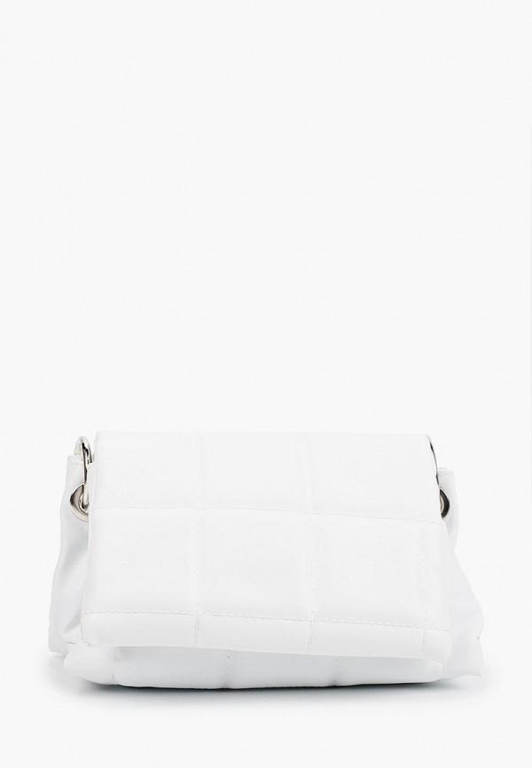 женская сумка через плечо defacto, белая