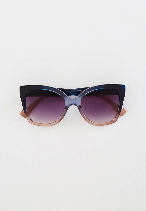 женские солнцезащитные очки кошачьи глаза mon mua, серые