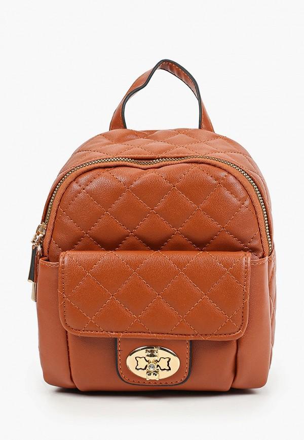 женский рюкзак артми, коричневый