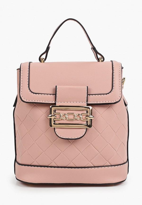 женский рюкзак артми, розовый