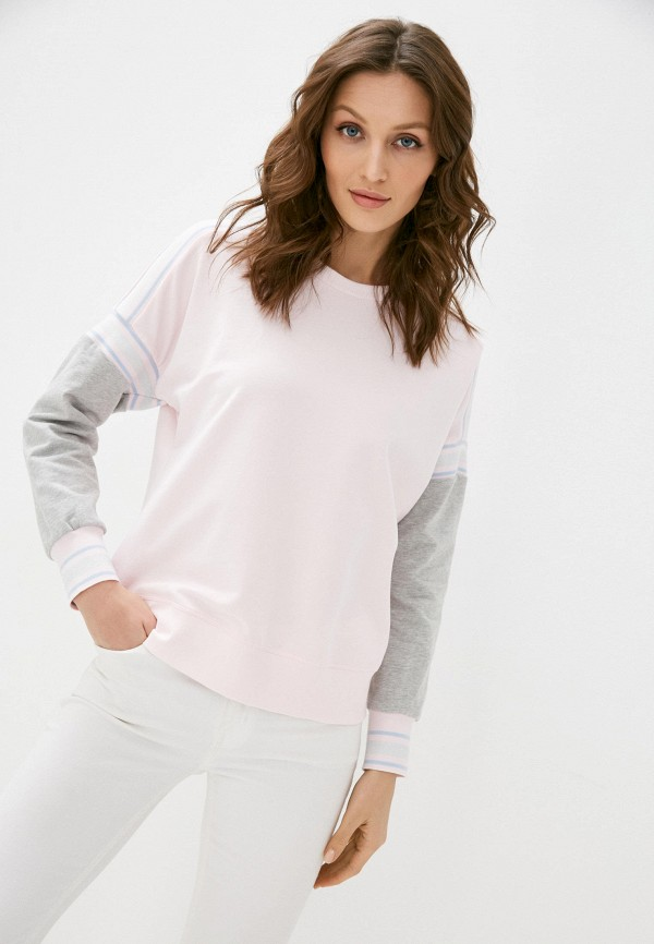 женский свитшот intimissimi, розовый