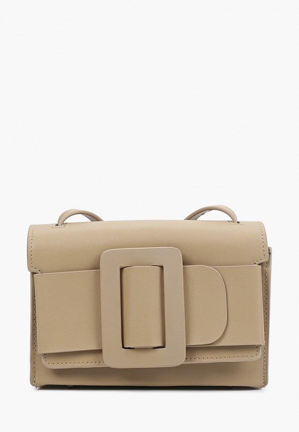 женская сумка через плечо mironpan, хаки