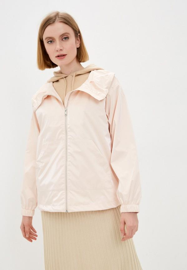 женская легкие куртка baon, розовая