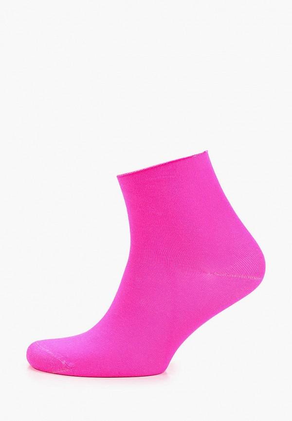 женские носки calzedonia, розовые