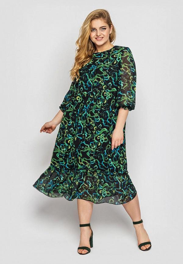 женское повседневные платье vlavi, черное