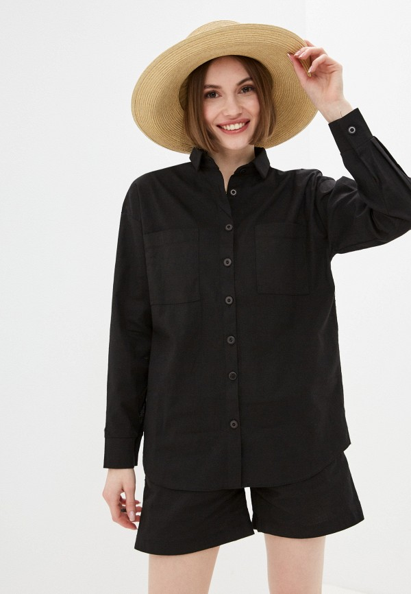 женский костюм euros style, черный