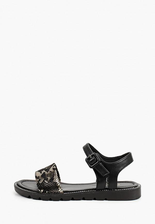 женские сандалии enjoin', черные