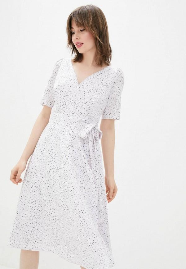 женское платье sfn, белое