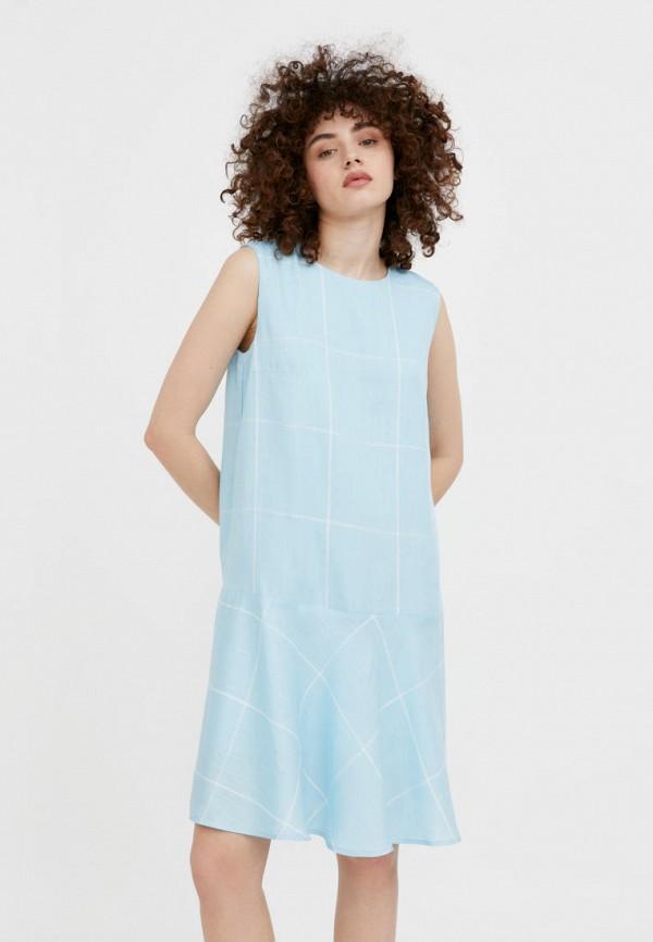 Сарафан Finn Flare голубого цвета