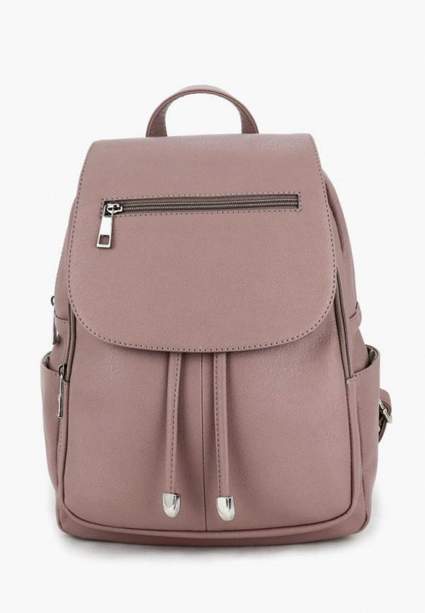 женский рюкзак solo, коричневый