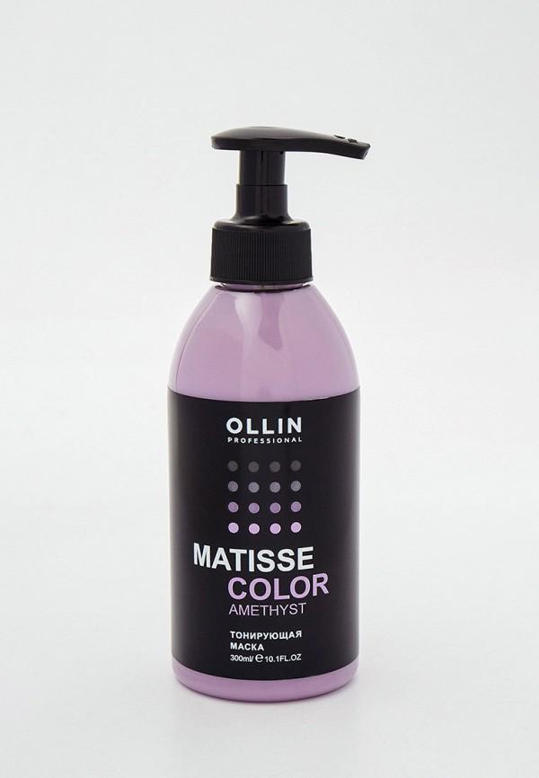 женский краска для волос ollin, фиолетовый