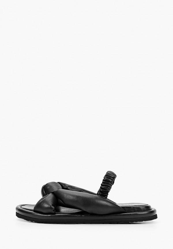 женские сандалии grand style, черные