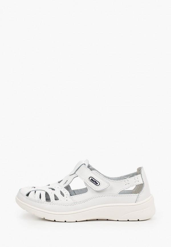 женские сандалии makfine, белые