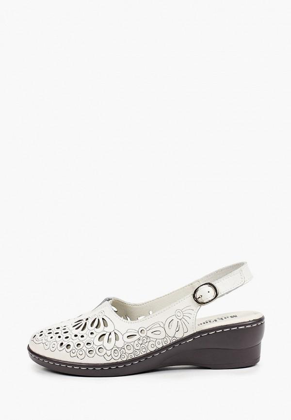 женские туфли makfine, белые