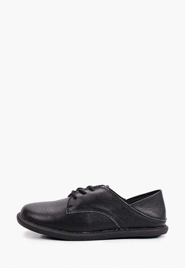 женские низкие ботинки makfine, черные