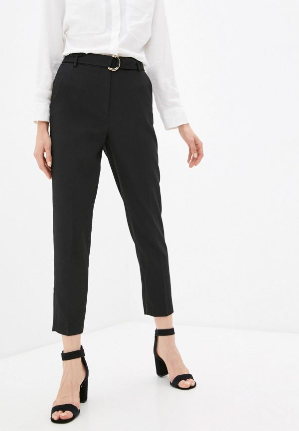 женские классические брюки lusio, черные