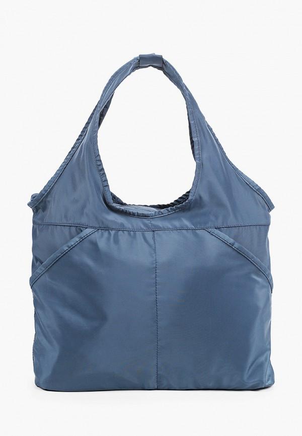 женская сумка-шоперы rosedena, синяя