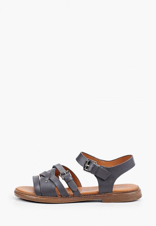 женские сандалии helena berger, серые