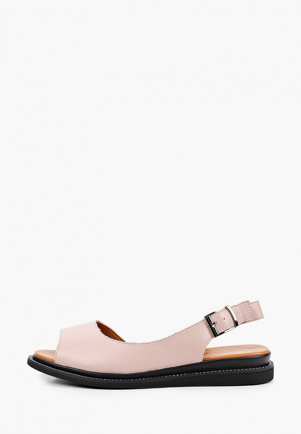 женские сандалии helena berger, розовые