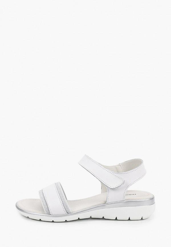 женские сандалии helena berger, белые