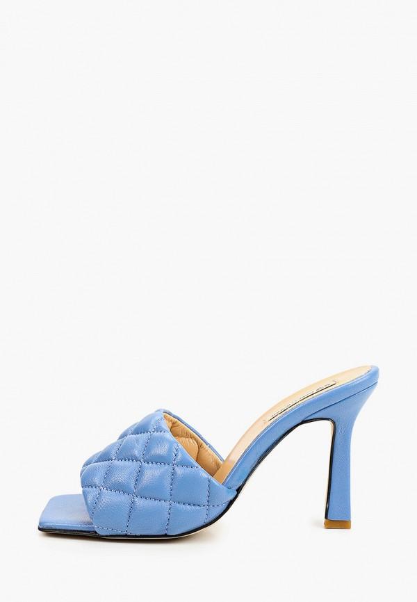 женское сабо marco bonne', синее