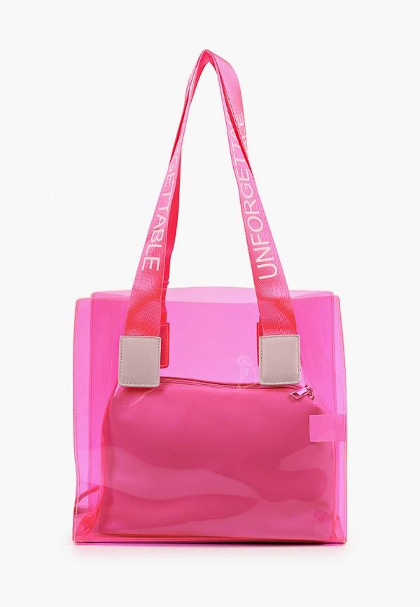 женская сумка-шоперы снежная королева, разноцветная