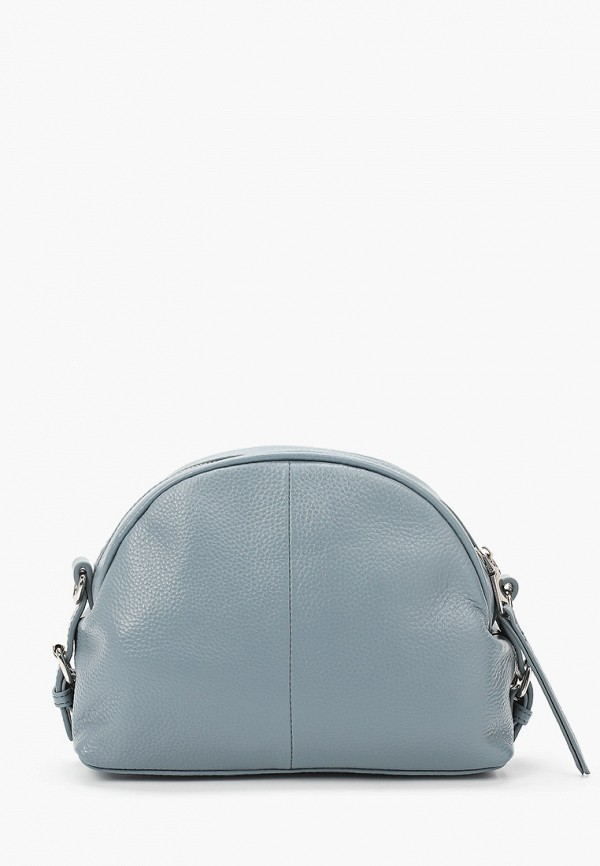 женская сумка через плечо снежная королева, голубая