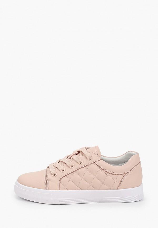 Кеды Berkonty розового цвета
