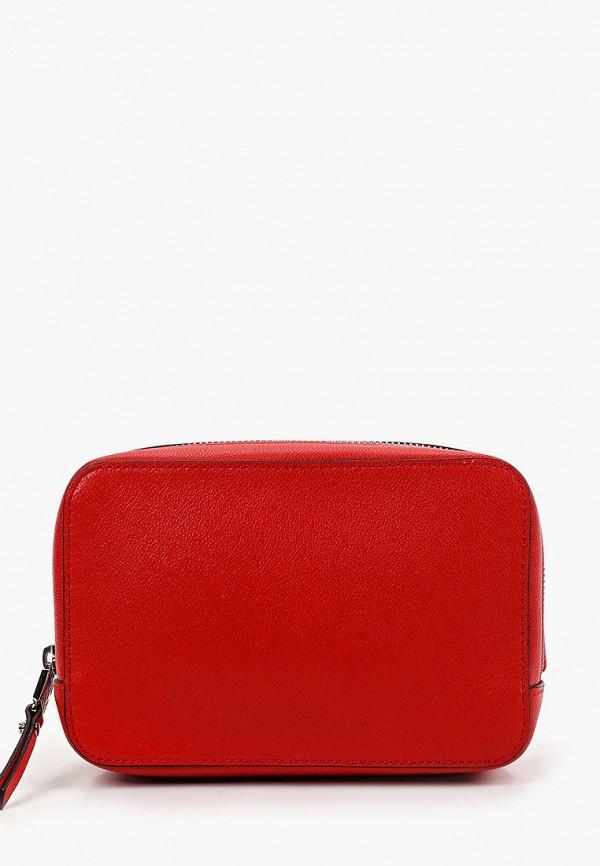 женская поясные сумка eleganzza, красная