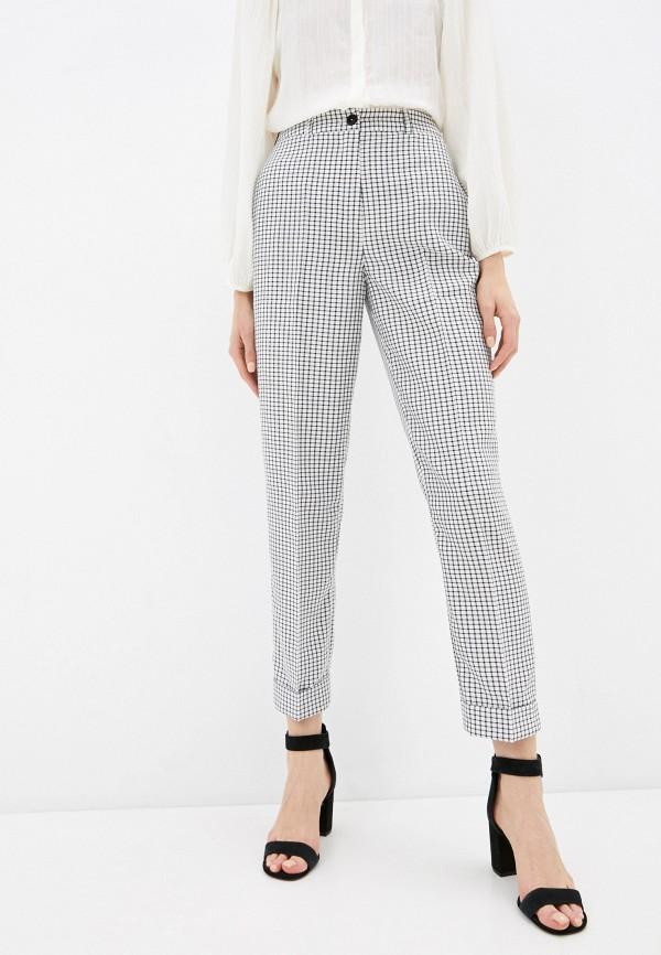 женские повседневные брюки electrastyle, белые