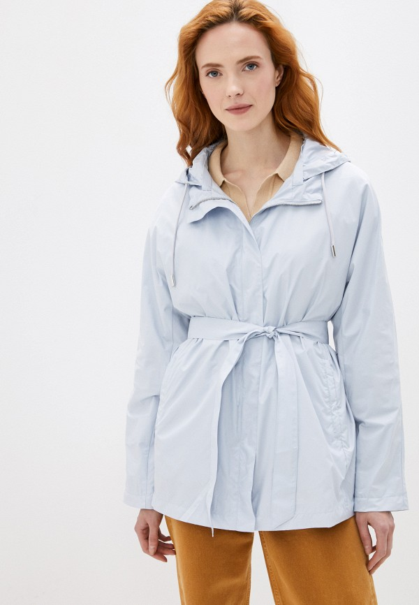 женская легкие куртка baon, голубая