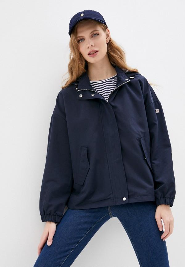 женская легкие куртка baon, синяя