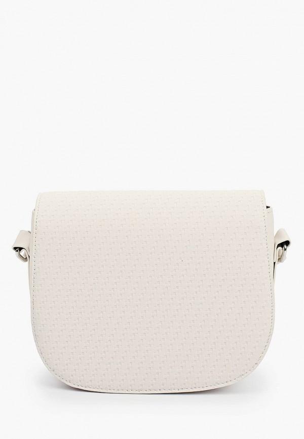 женская сумка через плечо francesco donni, белая