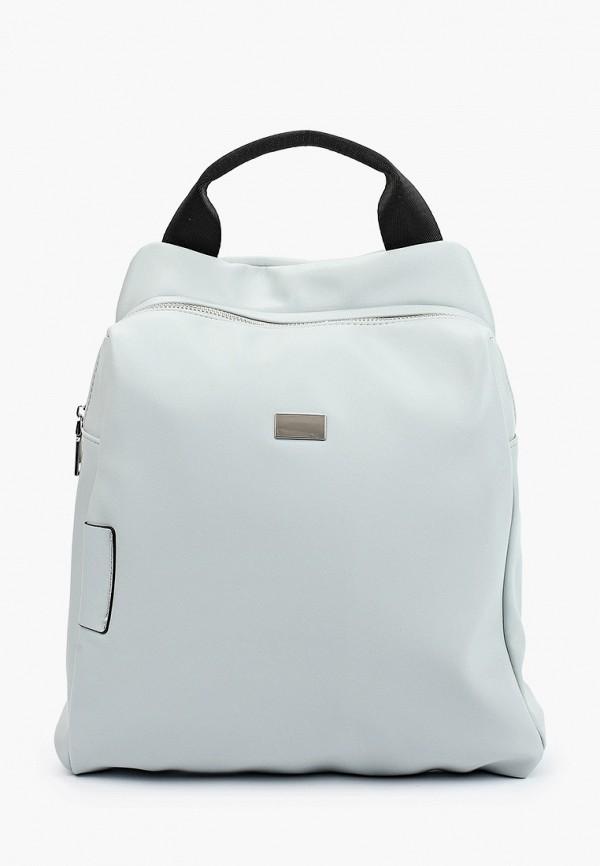 женский рюкзак francesco donni, серый