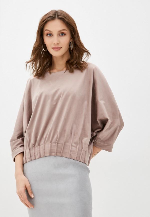 Блуза Grafinia бежевого цвета