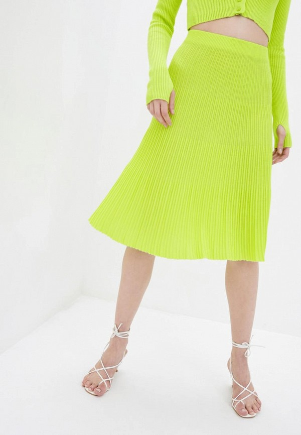 женская юбка sewel, желтая
