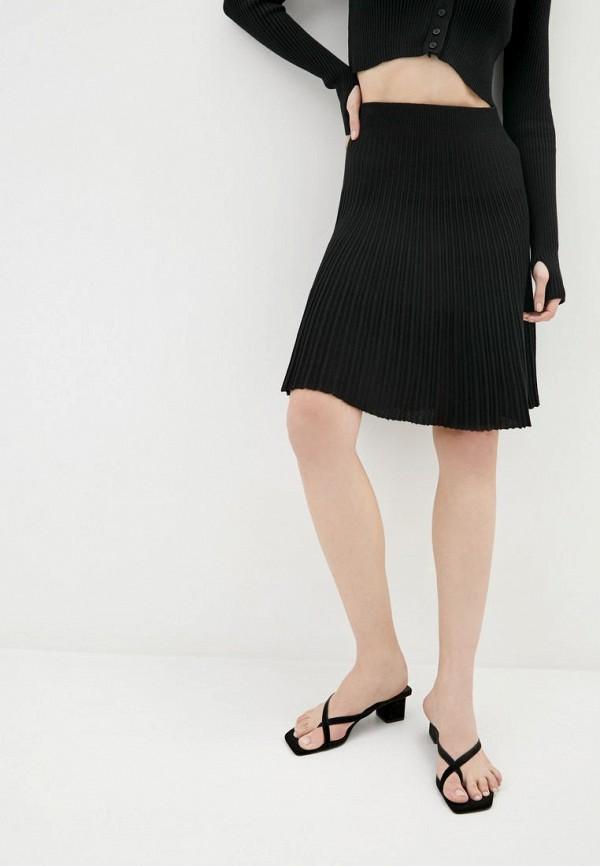 женская юбка sewel, черная