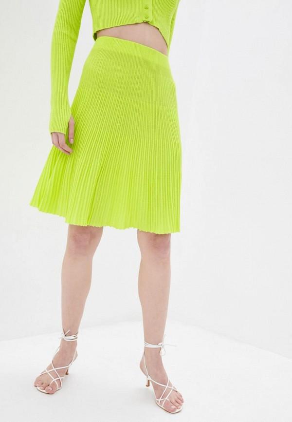 женская юбка sewel, зеленая