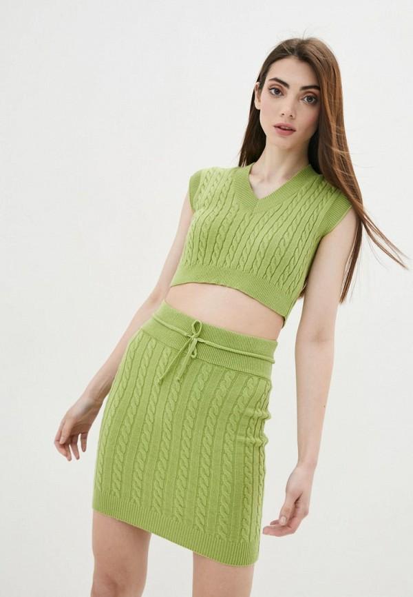 женский костюм sewel, зеленый