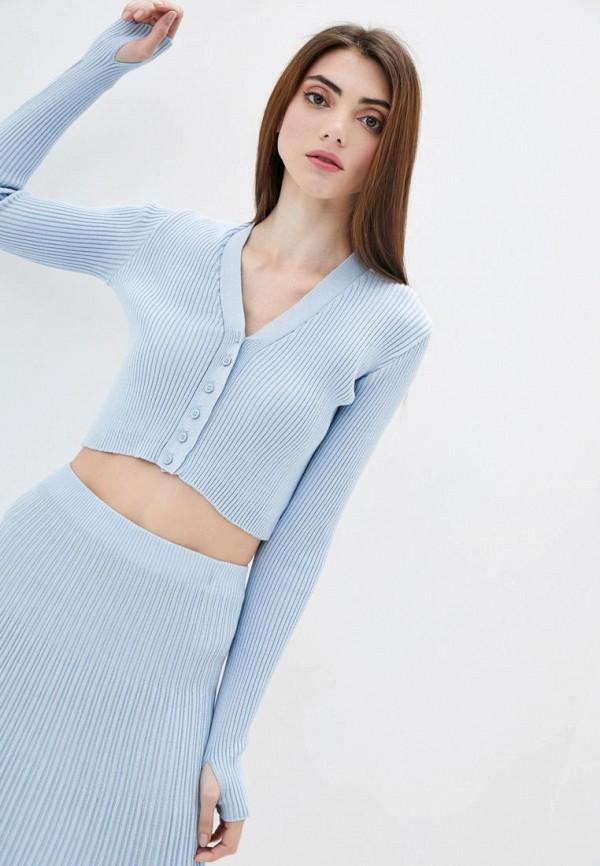 женский топ sewel, голубой