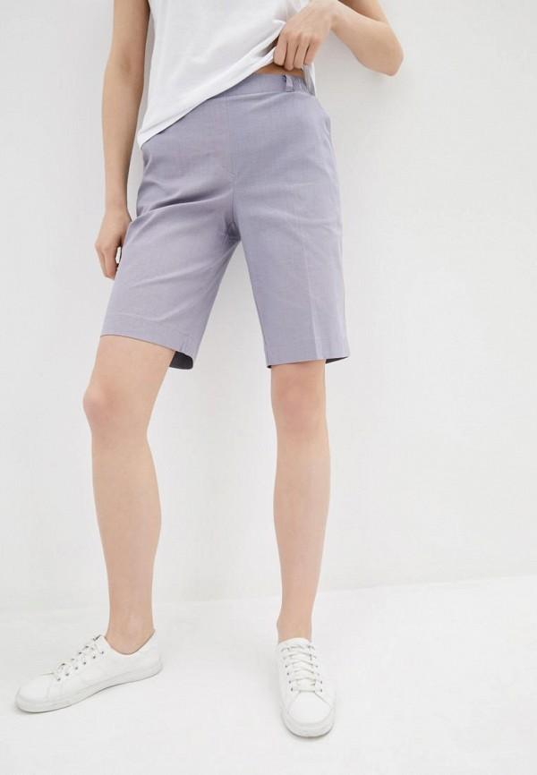 женские повседневные шорты garne, фиолетовые