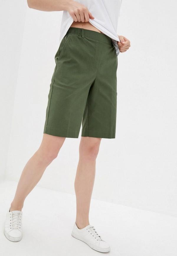 женские повседневные шорты garne, хаки