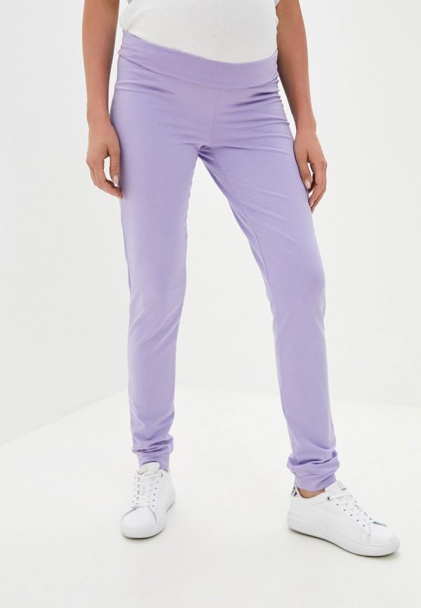 женские спортивные брюки fest, фиолетовые