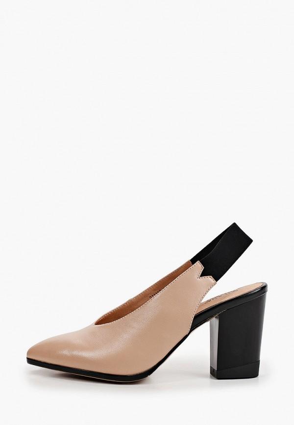женские туфли milana, бежевые