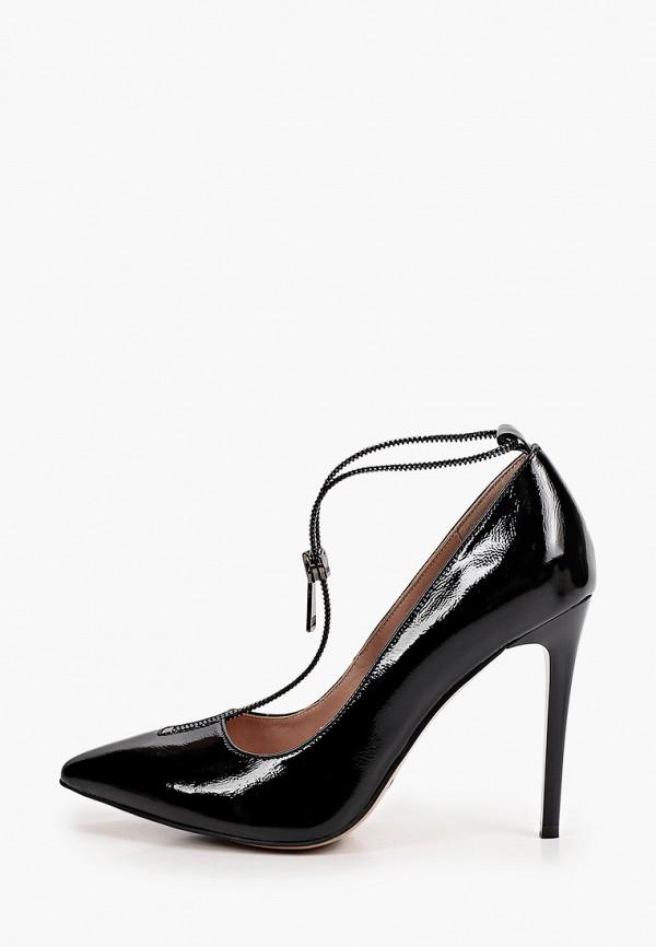 женские туфли milana, черные